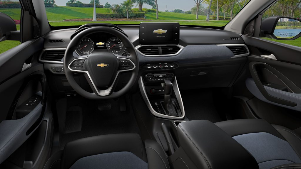 Inside the Chevrolet Captiva 2021 - Cars - Mikaniki